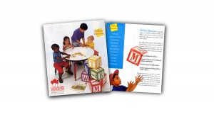Childcare Resources - Brochure