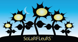 SolarFleurs - Branding