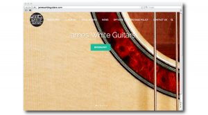 JWGuitars - Branding+Website
