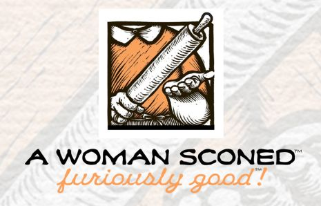 A Woman Sconed