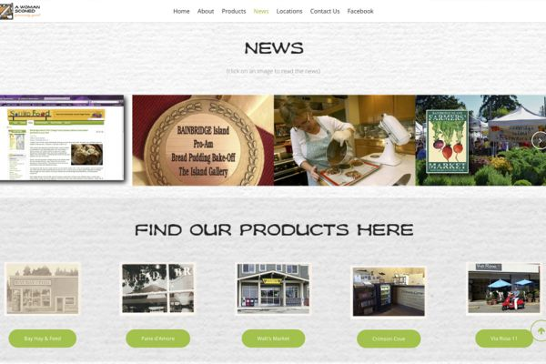 AWS News Screen - web