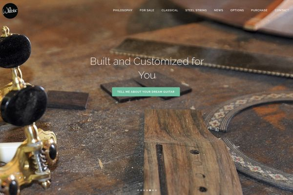 Customized for You Screen - web