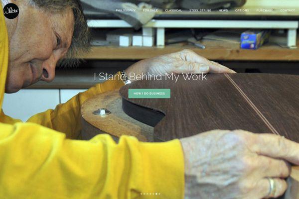 I Stand Behind My Work Screen - web