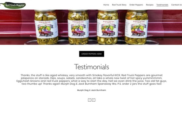 Testimonial Screen - web
