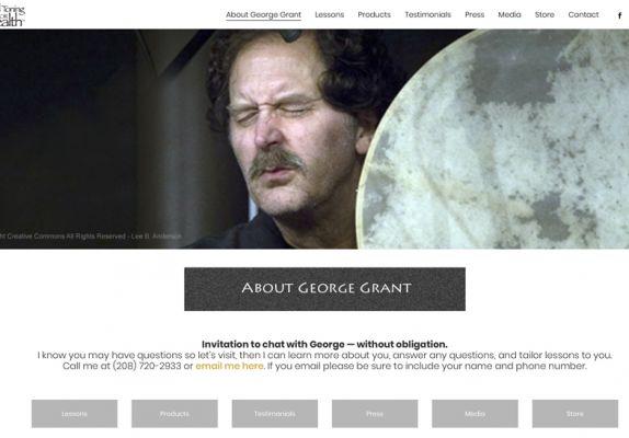VTFH About Screen - web