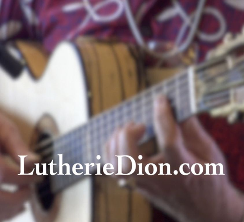 Luthier Dion