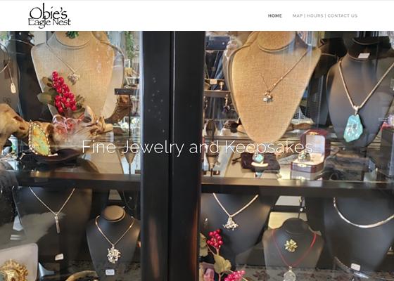 Obies jewelery and keepsakes