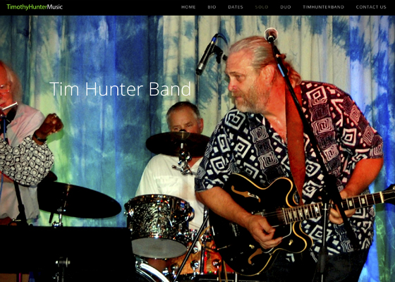 Tim Hunter Band