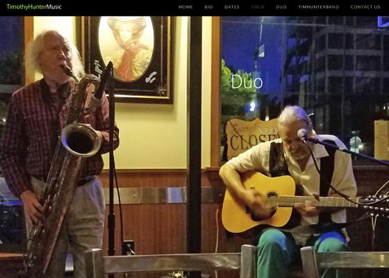 Timothy Hunter Music Duo